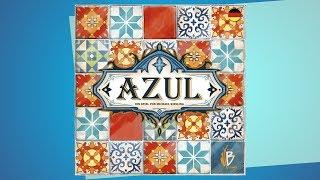 Azul // Spiel des Jahres 2018 - Erklärvideo