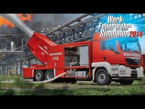 #001 Let´s Play Werkfeuerwehr-Simulator 2014