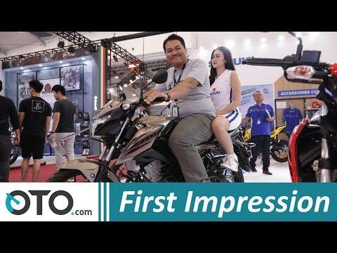 Suzuki GSX150 Bandit | First Impression | GIIAS 2018 | OTO.com