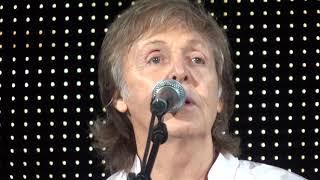 Paul McCartney - You Won't See Me (Porto Alegre -  Brazil - 13/10/2017)
