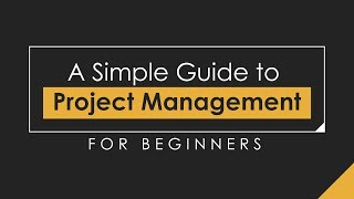 Project Management for Beginners: A Simple Guide (2020)