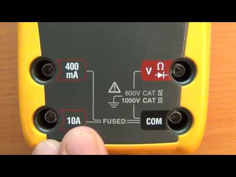 What's in the Box? Fluke 179 True RMS Digital Multimeter