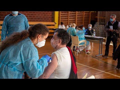Ευρώπη – COVID-19: Μαζικοί εμβολιασμοί στην Κροατία, νέα γερμανική βοήθεια στην Πορτογαλία…