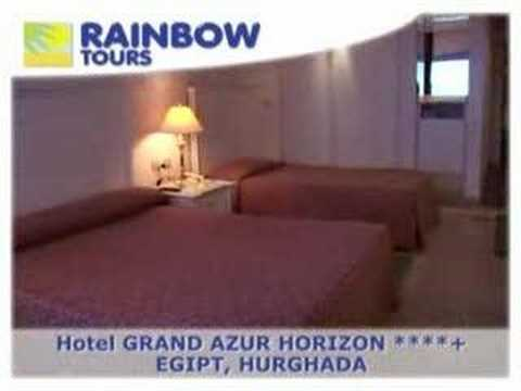 Video hotel Grand Azur Horizon Resort**** (Hurghada, Egypte)
