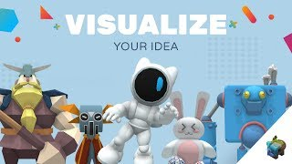 VISUALIZE YOUR IDEA WITH ASSEMBLR!