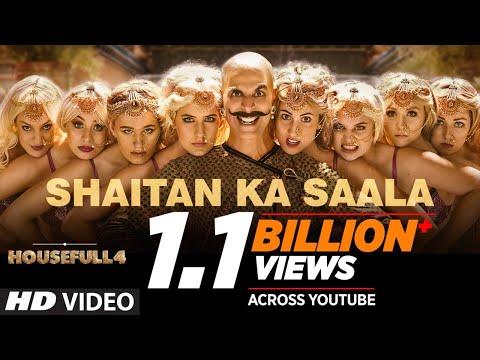 Housefull 4 Shaitan Ka Saala Video Akshay Kumar Sohail Sen Feat Vishal Dadlani