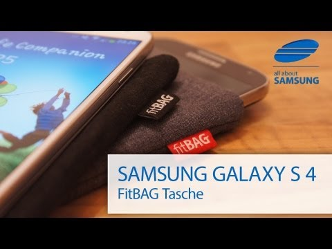Samsung Galaxy S4 FitBAG Tasche Hülle deutsch HD
