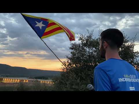 Diada Nacional de Catalunya 2020 a Lledoners