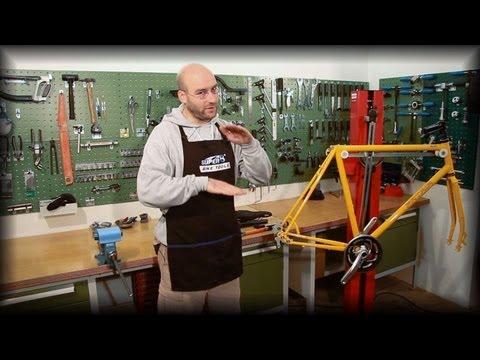 BikeBastlWastl Part 8: Sattel und Sattelstütze
