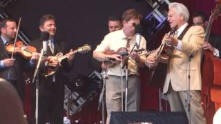 """The Del McCoury Band """"Highway of Sorrow Delfest Cumberland, MD 05.25.14"""