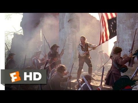 The Patriot (6/8) Movie CLIP - No Retreat! (2000) HD