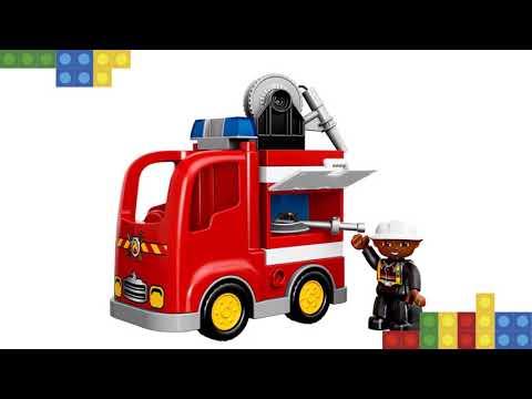 günstig kaufen LEGO Duplo Löschfahrzeug 10592