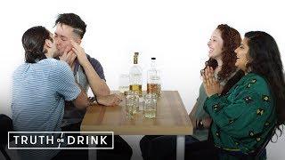 Double Blind Date (Joe, Kwan, Brianna, & Aretha)  Truth or Drink   Cut