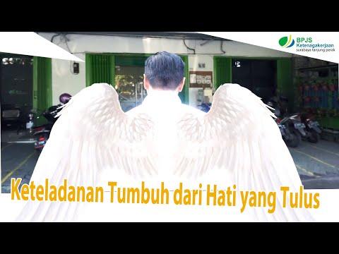 Hari Teladan BPJS Ketenagakerjaan Surabaya Tanjung Perak #HariTeladanBPJSTK2019