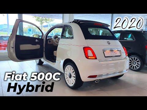 New Fiat 500C Hybrid Dolcevita 2021