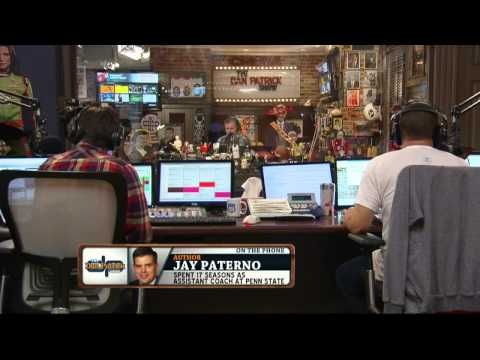 Jay Paterno on The Dan Patrick Show (Full Interview) 9/24/14