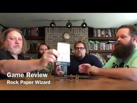 Review - Rock Paper Wizard