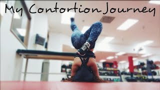 LEARNING CONTORTION | My Journey PT. 2 | Back Stretches & Balance