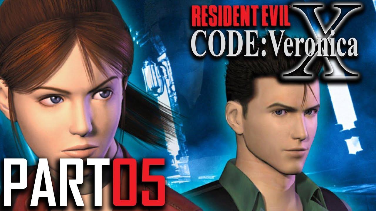 Resident Evil: Code Veronica – Part 05: Bitte Disc wechseln