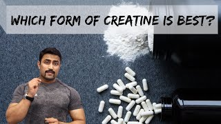WHICH FORM OF CREATINE IS BEST ?  SAVE YOUR MONEY STUPID