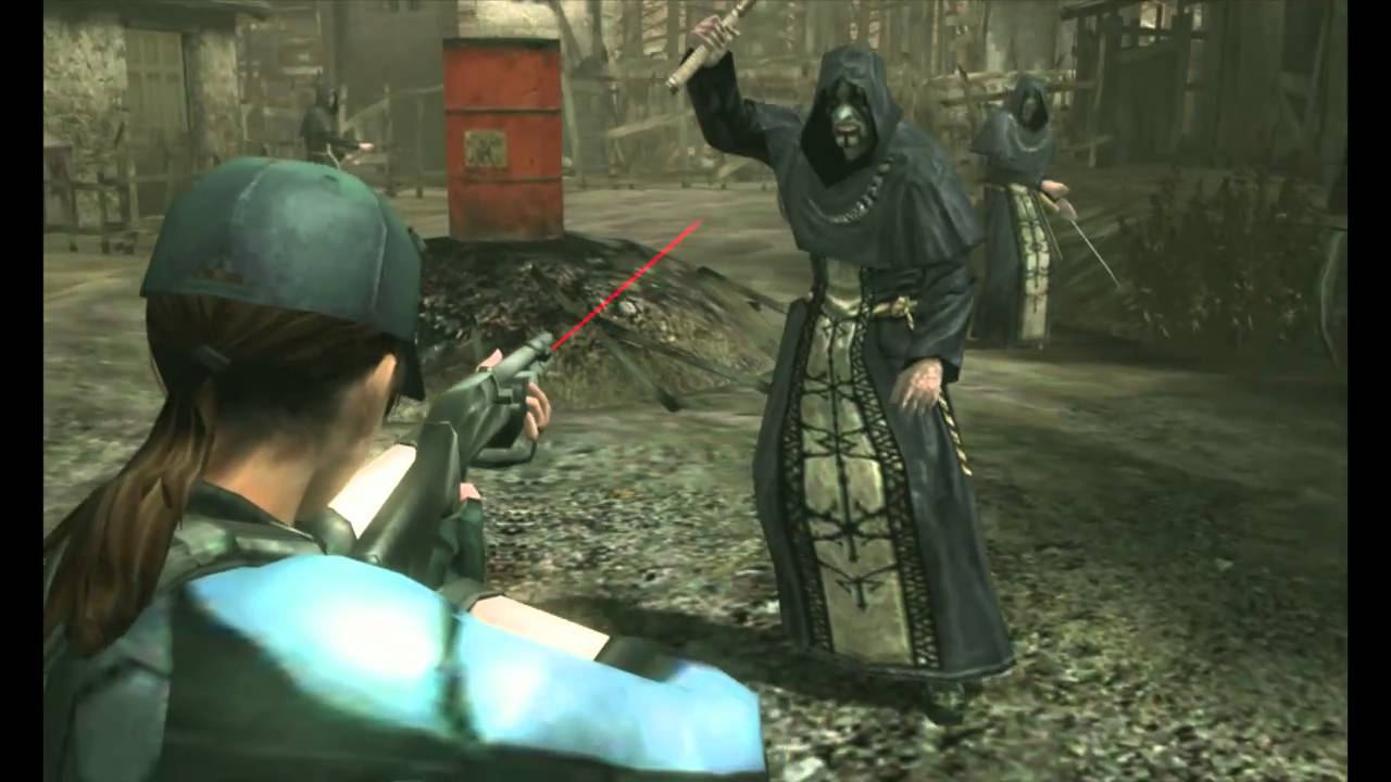 Resident Evil Is Still Looking Good On The 3DS