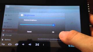 """Digital2 Pad Deluxe 7"""" 4GB Android 4.1 Tablet SET UP GUIDE & MANUAL"""