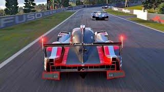 Gran Turismo Sport - Gameplay Audi R18 Team Joest @ Mount Panorama [1080p 60fps]