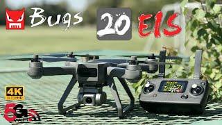 MJX Bugs 20 EIS   Flight Test