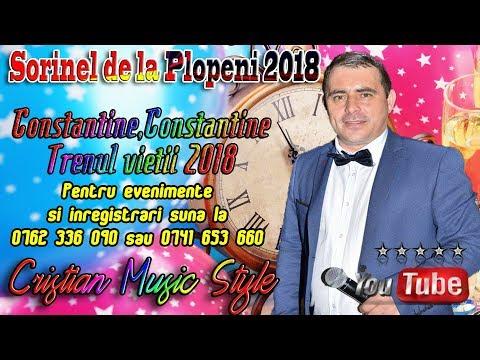 Sorinel De La Plopeni – Constantine,constantine,trenul vietii Video