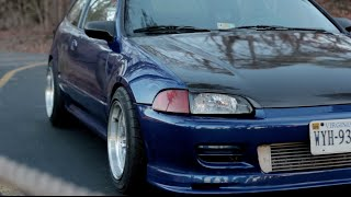 Honda civic Burnout B18b - Most Popular Videos