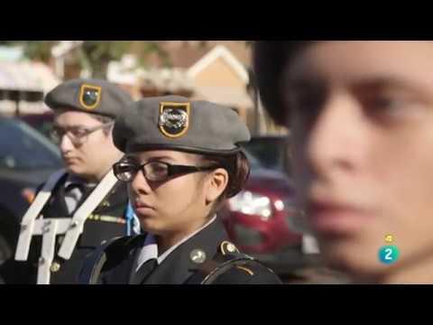 LOS PEQUEÑOS SOLDADOS DE NORTEAMÉRICA EEUU USA - Documental Documentos TV 2018 Documentales La2 TVE