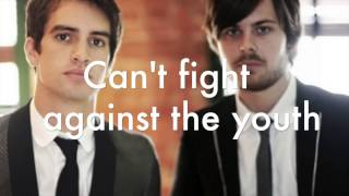 Panic! at the Disco: Can't Fight Against the Youth lyrics