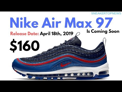 A Starry And Patriotic Nike Air Max 97 Is Coming Soon