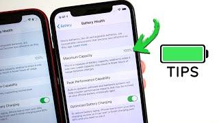 How I Maintain 100% iPhone Battery Health
