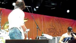 I wanna Take You Higher Jeff Beck at crossroads 2010