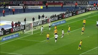 Germany vs Sweden HD 4:4