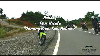 preview picture of video 'Holiday awal tahun 2019.Tour Wisata Gunung Rian'