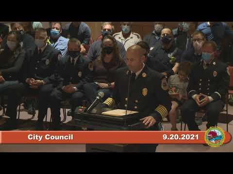 9.20.2021 City Council