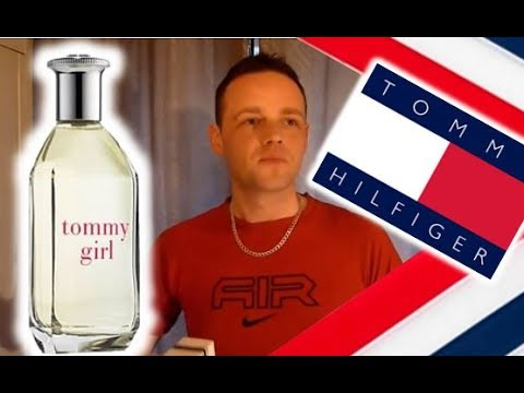 """Tommy Hilfiger """"Tommy Girl"""" Fragrance Review"""