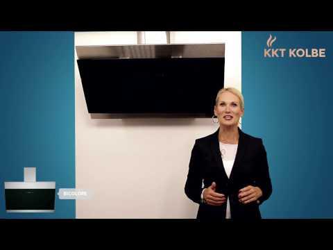 KKT KOLBE Produkt-Check: Wand-Dunstabzugshaube BICOLORE