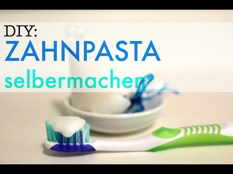 Natürliche Kosmetik: Zahnpasta einfach selber machen