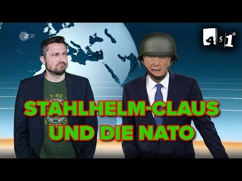 FAKE NEWS beim SPIEGEL? Und was machen wir mit der NATO? | 451 Grad