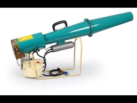 Bird Scare Cannon Gun - Zon Gun LPG Operated