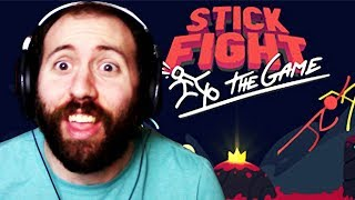 THE STICKPIRE STRIKES BACK   Stick Fight: The Game Part 4