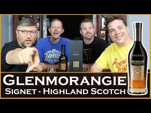 Glenmorangie Signet  –  Highland Single Malt Scotch Whisky Review #118
