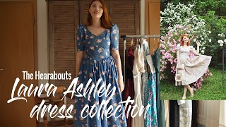 My Laura Ashley Dress Collection