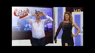 Ankaralı Yasemin Süslü Ali Vatan TV Süper Eğlence Süper Düet