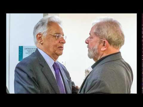 FHC depõe amanhã como testemunha de defesa em ação contra Lula