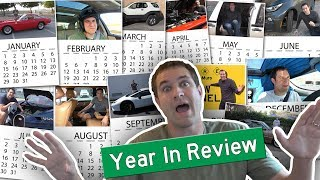 Here's a Look Back at All of Doug DeMuro's Car Reviews from 2018