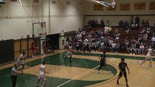 Battle of the Valley 2017, Boys Game, 1st Half